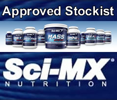 Sci-Mx Sports Supplements