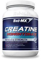 Sci-MX Creatine Monohydrate Powder