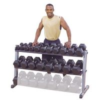 Body-Solid GDR60 Dumbell Rack