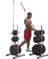 Body-Solid GSWT Standard Weight Tree / Bar Holder