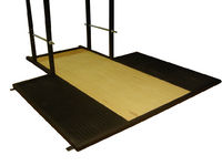 Power Rack Lifting Platform Option